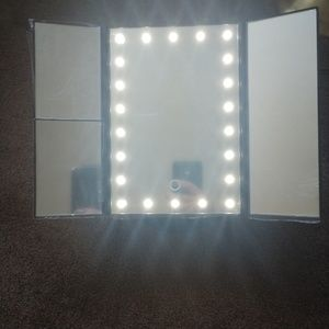 Brand new LED vanity touch screen mirror!!